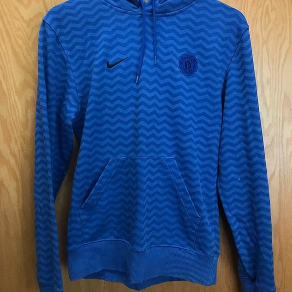 Ardilla frágil Mirar atrás  Nike Shirts & Tops | Manchester United Hoodie | Poshmark